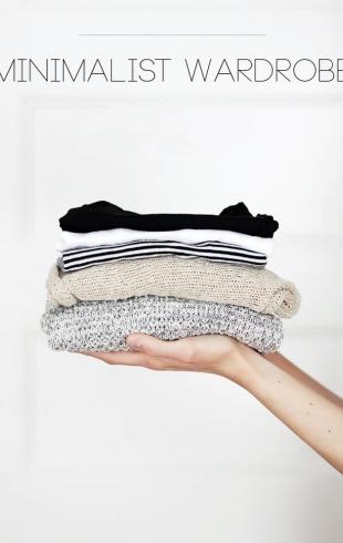 4 простых способа навести порядок в гардеробе