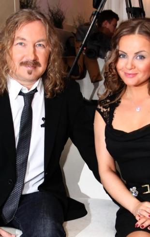 Игорь Николаев вместе с женой отметили первый юбилей дочери. Фото