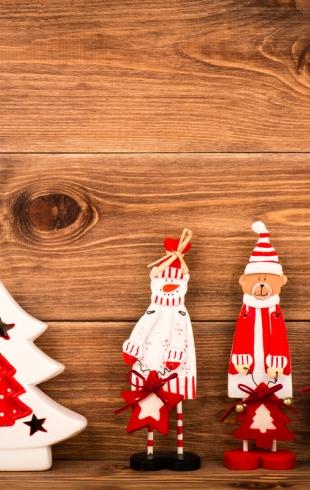 Как сделать новогодные игрушки своими руками: несложные видеоуроки