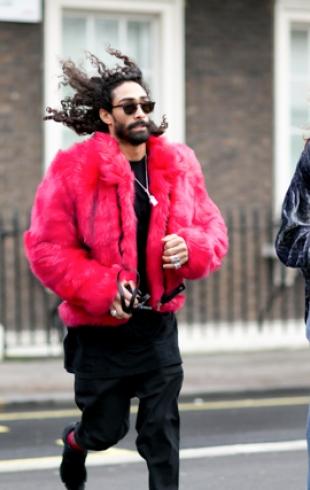 Street style: новая мужественность на Неделе мужской моды в Лондоне