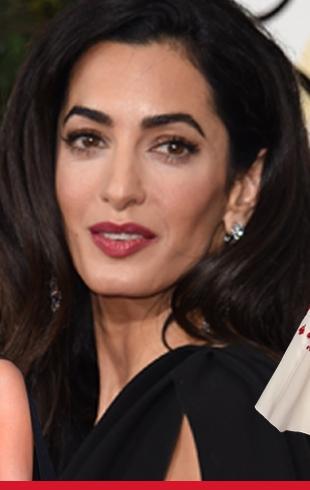 Амаль Клуни – 39 : лучшие выходы Амаль Аламуддин-Клуни