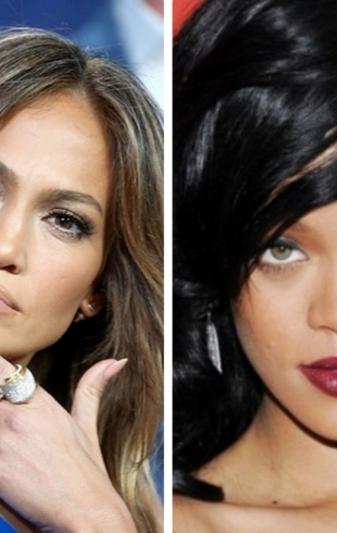 Почему Дженнифер Лопес и Рианна предпочитают нарощенные ногти