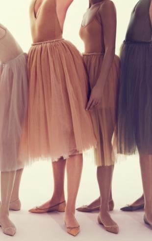 Лабутены для всех цветов кожи: появилась коллекция универсальных балеток