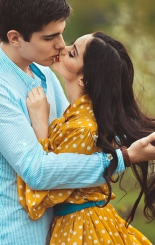 Женский любовный гороскоп на месяц апрель 2016 года: время флирта