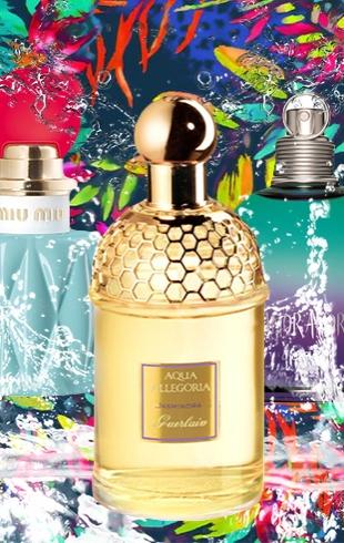 Горячая семерка: лучшие парфюмерные новинки лета 2016