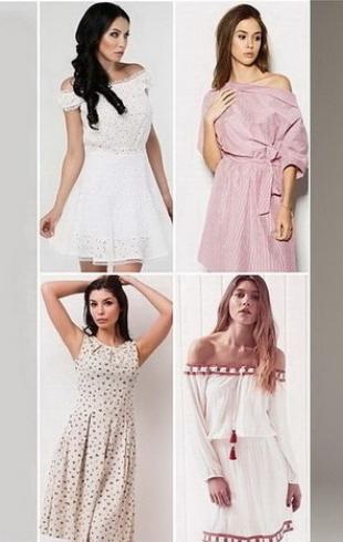 Хит-парад летних платьев, которые разбивают сердца