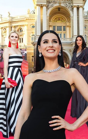 Красная дорожка Одесского кинофестиваля: fashion-редактор комментирует наряды гостей