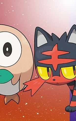 Выйдет игра Pokemon Sun/Moon, которая может затмить популярность приложения Pokemon Go