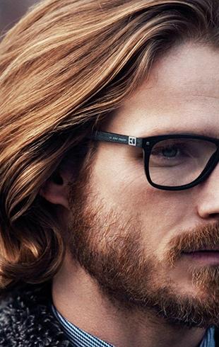 О чем расскажет борода мужчины: ИНФОГРАФИКА