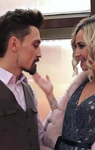 Ольга Бузова после расставания с мужем снялась в новом фильме с Димой Биланом
