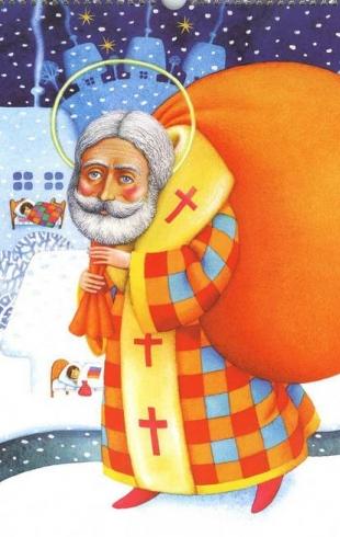 Поздравления на День Святого Николая: смс, в стихах и в прозе с именинами Николая