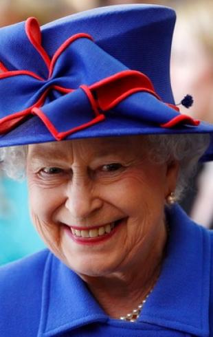 Обнародован новый портрет королевы Елизаветы II в честь 65-летия ее правления (ФОТО)