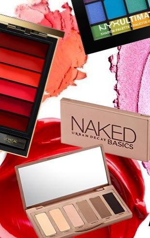 На все случаи жизни: палетки для макияжа, которые подойдут всем