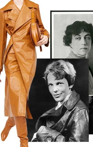 Как выглядели знаменитые феминистки и что могли бы носить сегодня