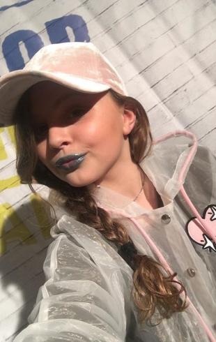 Снова за свое: 11-летняя дочь Ольги Фреймут удивила смелым макияжем губ (ФОТО)
