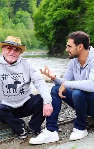 Виталий Козловский трогательно поздравил отца с днем рождения (ФОТО)