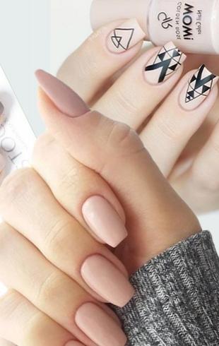 Самый популярный цвет лака для ногтей в 2017 году: нюдовый маникюр, как главный тренд года (+ВИДЕО)