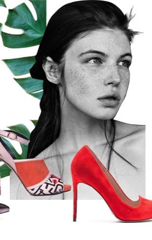 Секрет стройных ножек: гид по модным каблукам 2017 от украинского бренда Modus Vivendi