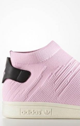 Максимальная легкость: Adidas презентовал новые Stan Smith, похожие на носки (ФОТО)