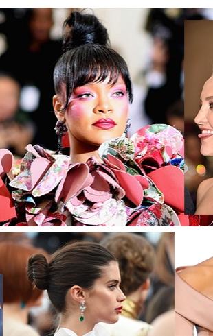 Пучок всему голова: как сделать модную прическу-пучок (+ПРИМЕРЫ ЗВЕЗД+ВИДЕО)