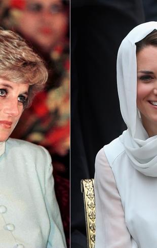 Ясновидящая подруга принцессы Дианы рассказала, что покойная Леди Ди думает про Кейт Миддлтон