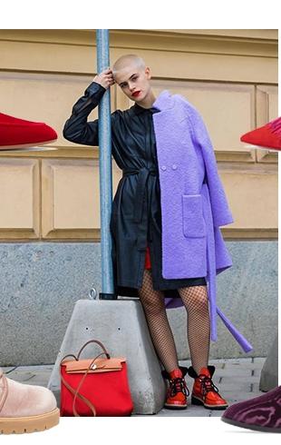 Модная осенняя обувь на низком ходу: где купить и какую выбрать