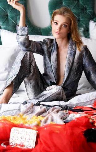 Наталья Водянова готовится к Хэллоуину-2017: модель поделилась идеей праздничного образа