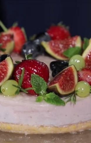 Рецепт низкокалорийного торта от Алексея Душки и фуд-блогера Сони Руденко