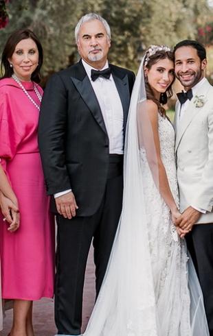 Появились новые роскошные фото со свадьбы дочери Меладзе: два дня свадьбы, мультинациональные гости и воссоединение Валерия и Ирины Меладзе