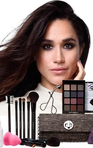 Сколько стоит косметичка Меган Маркл: продукты, которые ты можешь себе позволить