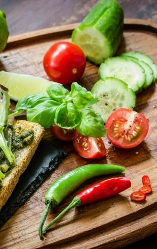 """""""МОЯ ЕДА НЕ КРИЧИТ!"""": самые популярные виды вегетарианства"""