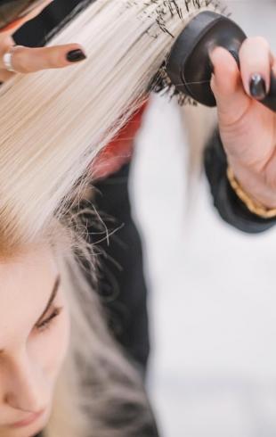 Осеннее обновление: красивое окрашивание для блондинок