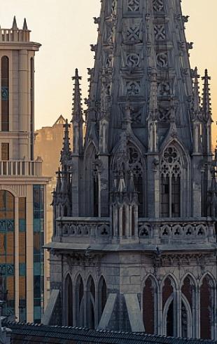День архитектуры Украины: поздравления в стихах и в прозе с праздником