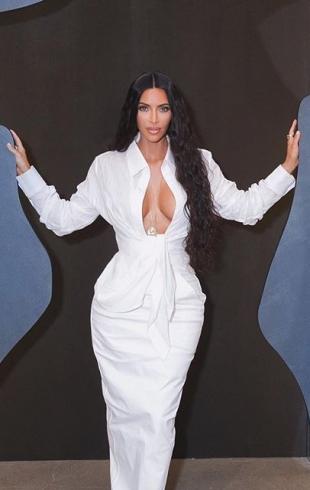 Стало известно, сколько зарабатывает Ким Кардашьян за один пост в Instagram
