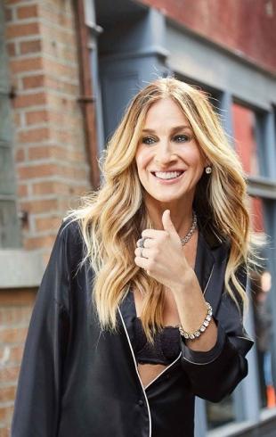 Сара Джессика Паркер снялась в смелой фотосессии для Intimissimi (ФОТО)