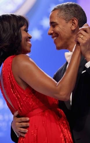 Барак и Мишель Обама пустились в пляс на концерте Бейонсе и Jay-Z (ВИДЕО)