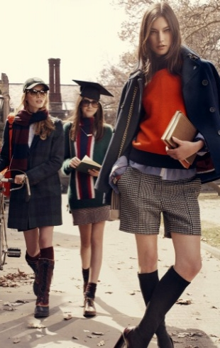 Time to school: эволюция трендов на школьную форму