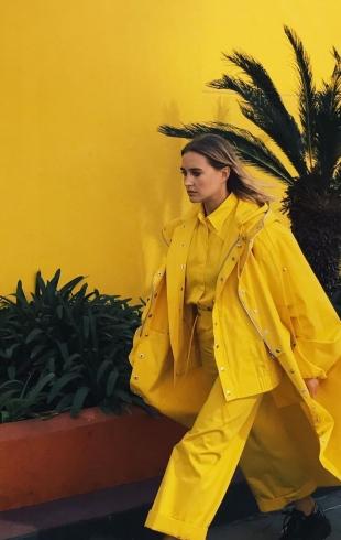 Украинская певица LAYAH вышла на подиум Ukrainian Fashion Week (ВИДЕО)