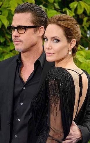 Анджелина Джоли и Брэд Питт встретились, чтобы разобраться с опекой над детьми
