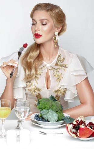 Осенняя тарелка от Анны Буткевич: какие продукты укрепят иммунитет и не дадут  поправиться