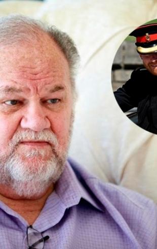 СМИ: отец Меган Маркл подаст в суд на дочь