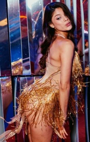Michelle Andrade развеяла слухи о романе с Иракли Макацарией