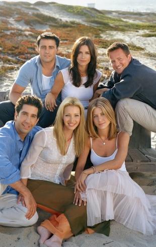 """Дженнифер Энистон объяснила, почему не будет продолжения сериала """"Друзья"""""""