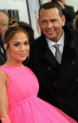 Алекс Родригес откровенно о жизни с Дженнифер Лопес и отношениях между детьми