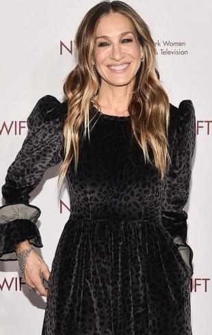 Сара Джессика Паркер в леопардовом платье блеснула на премии Muse Awards 2018 (ГОЛОСОВАНИЕ)