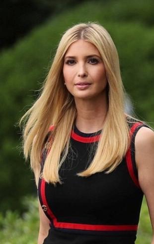 Иванка Трамп восхитила роскошным образом на приеме в Белом доме