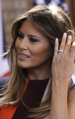 """Почему первая леди не появляется на публике: в Сети обеспокоены очередным """"изчезновением"""" Мелании Трамп"""