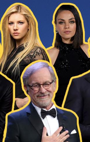 Голливудские звезды с украинскими корнями: Ди Каприо, Кунис, Куриленко и другие