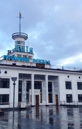 Важно знать: в киевском Речном вокзале откроется историческая зона