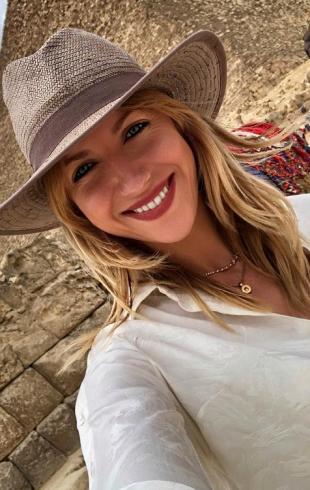 Леся Никитюк дала интервью: о будущих отношениях и материнстве